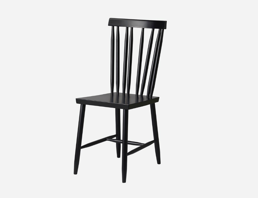 Family chair black no.4